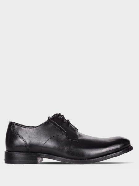 Текстильные брендовые туфли Clarks