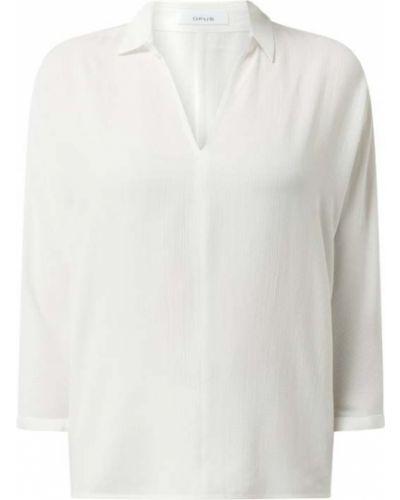 Bluzka z wiskozy - biała Opus