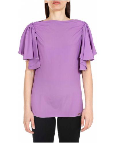 Fioletowa koszula Cristina Effe