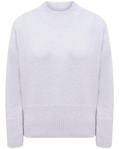 Кашемировый свитер - синий Forte_forte