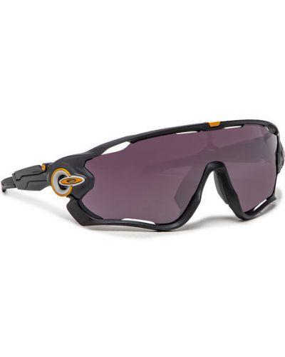 Szare okulary Oakley