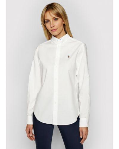 Klasyczna koszula, biały Lauren Ralph Lauren