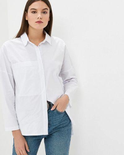 Белая рубашка с длинным рукавом Vis-a-vis