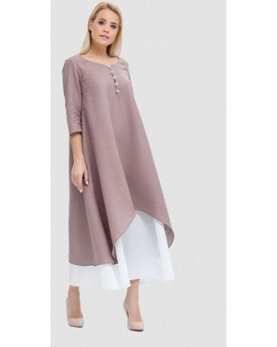 Платье прямое весеннее Morandi