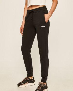 Spodnie elastyczne z wzorem Adidas