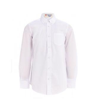 Рубашка универсальный белая Button Blue