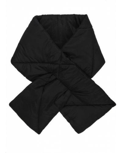 Czarny szalik materiałowy Top Secret