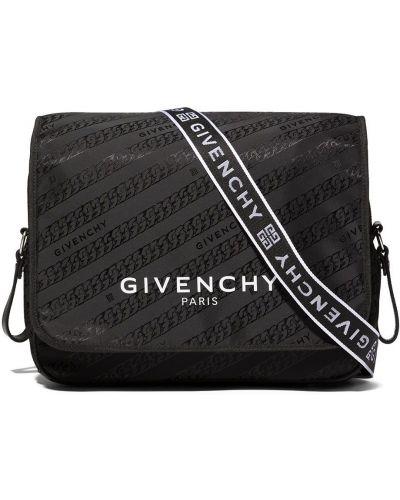 Łańcuszek - czarny Givenchy Kids