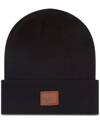Czarna czapka z akrylu Quiksilver