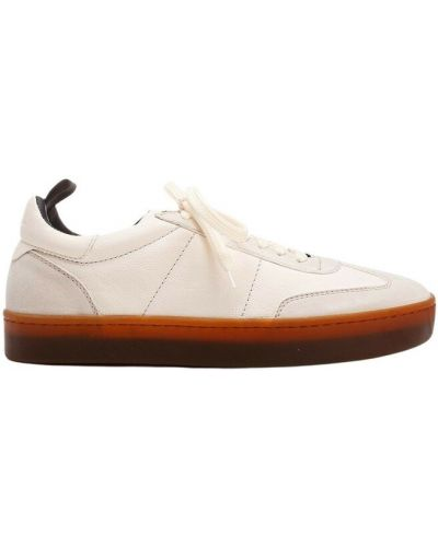 Sneakersy - białe Officine Creative