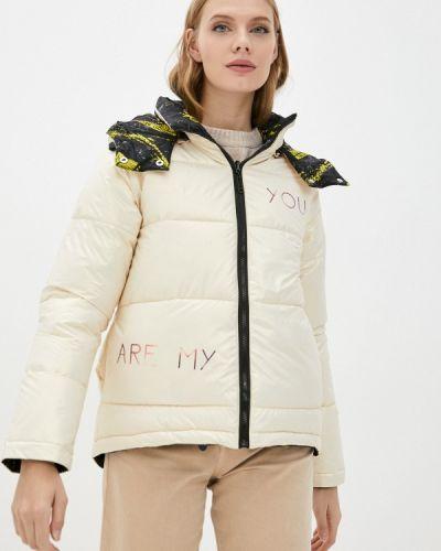 Утепленная куртка - черная Fresh Cotton