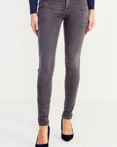 Зауженные джинсы - серые Met