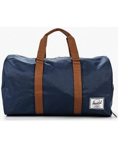 Дорожная сумка из полиэстера - синяя Herschel Supply Co