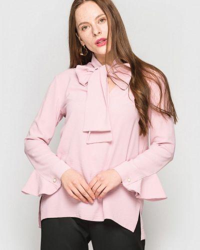 Блузка розовая весенний Evercode