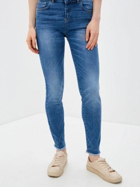 Синие джинсы-скинни с пайетками United Colors Of Benetton