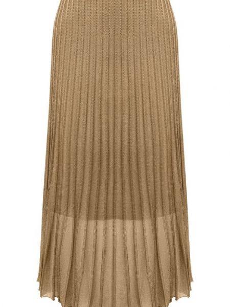 Плиссированная юбка Vince.