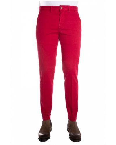 Czerwone spodnie Jeckerson
