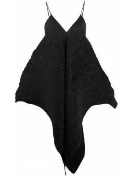 Kamizelka czarny na paskach Loewe