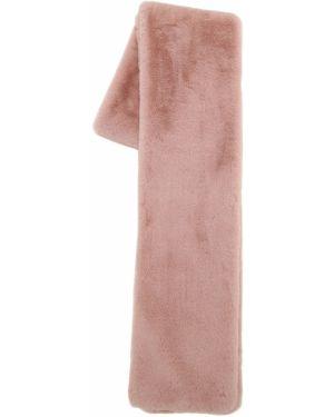 Różowy szalik Stand