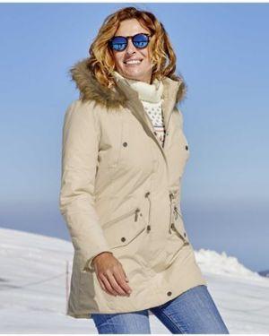 Куртка с капюшоном утепленная на молнии Atlas For Men