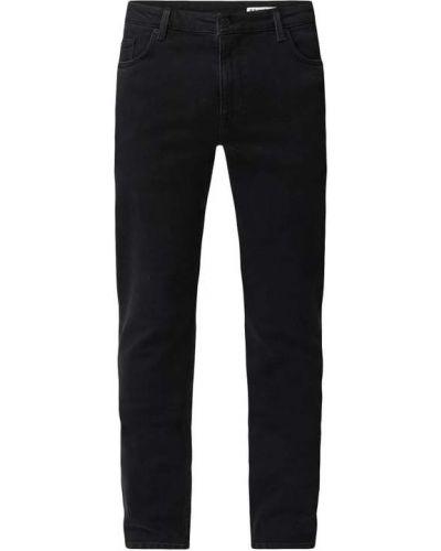 Czarne mom jeans bawełniane Review