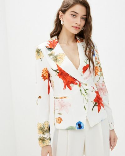 Белый пиджак Tantra