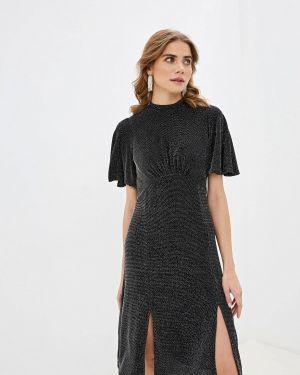 Вечернее платье осеннее черное Wallis