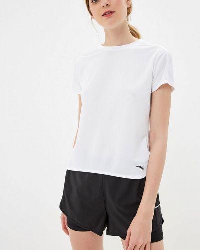 Спортивная футболка белая Anta
