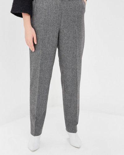 Классические брюки серые Galina Vasilyeva