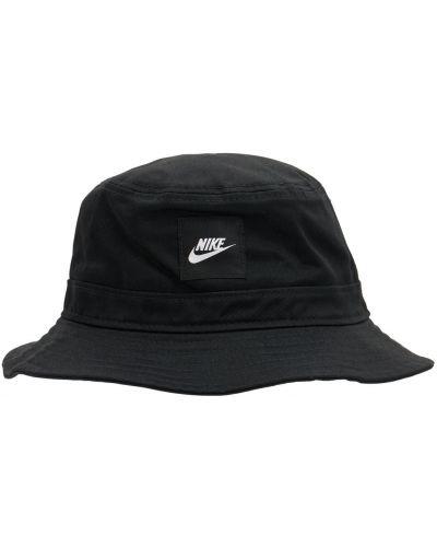 Хлопковая шапка - черная Nike