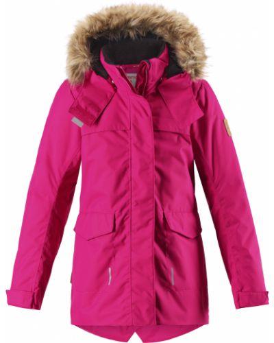Куртка розовый Reima