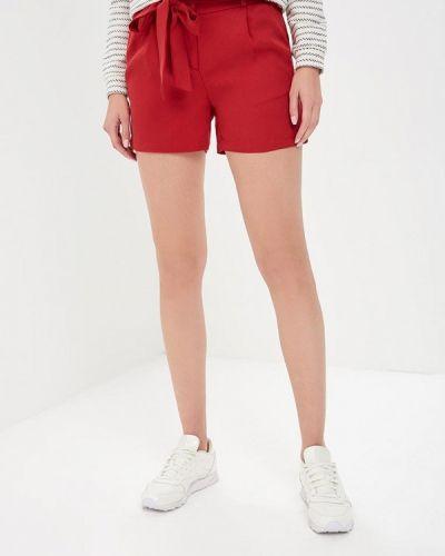Красные шорты Naf Naf