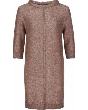 Платье из альпаки D.exterior
