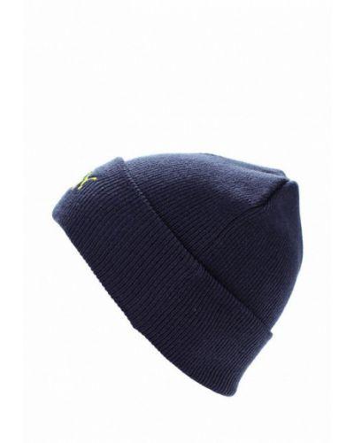 Синяя шапка Puma