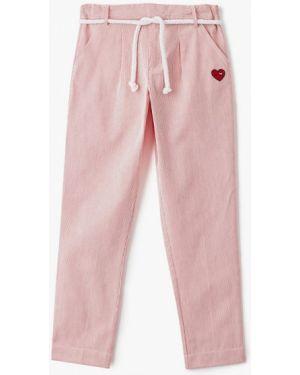 Розовые брюки Sonia Rykiel