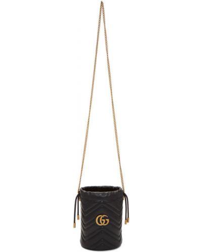 Torebka na łańcuszku, czarny Gucci