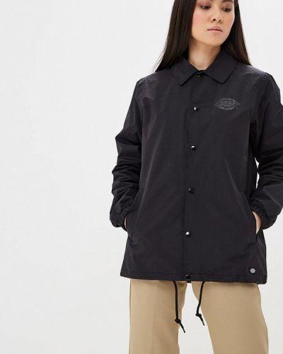 Черная куртка весенняя Dickies