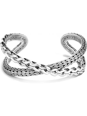 Klasyczny łańcuszek srebrny John Hardy