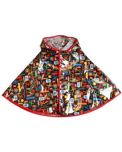 Płaszcz wodoodporny z kapturem Sarah Jane