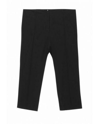 Черные брюки прямые Kr