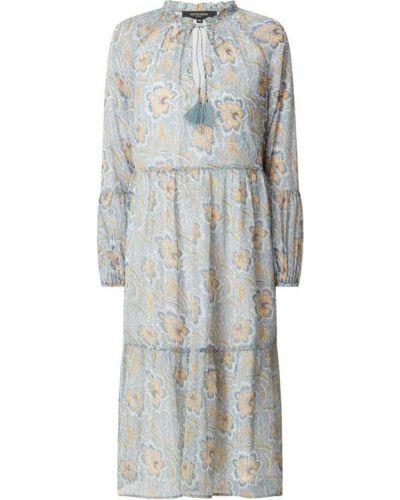 Sukienka midi - niebieska Ilse Jacobsen