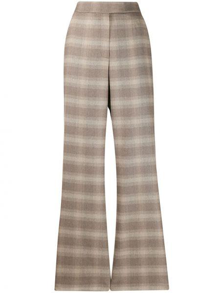Расклешенные свободные брюки Frenken