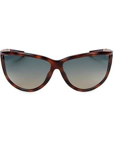Солнцезащитные очки металлические Tom Ford
