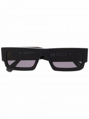 Черные солнцезащитные очки Retrosuperfuture