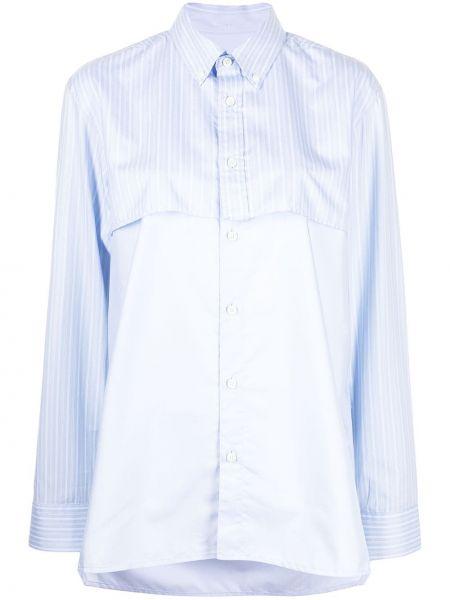 Koszula zapinane na guziki - niebieska Ader Error