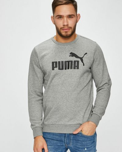 Кофта с капюшоном трикотажная Puma