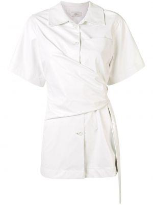 Рубашка с коротким рукавом - белая Goen.j