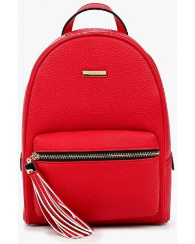 Красный рюкзак Aldo