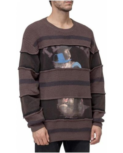 Brązowy sweter Telfar