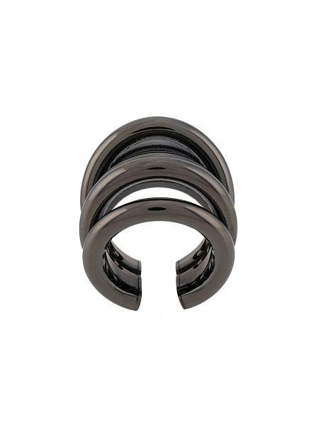 Pierścień ze srebra metal Federica Tosi